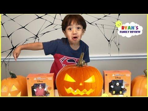 DIY Halloween Pumpkins Decoration for kid!!!!!