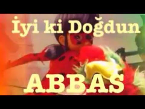 İyi ki Doğdun ABBAS :)  Komik Doğum günü Mesajı 1. VERSİYON ,DOĞUMGÜNÜ VİDEOSU Made in Turkey :) 🎂