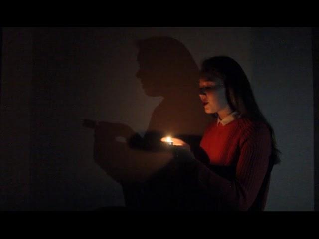 Изображение предпросмотра прочтения – ВеневцеваЕлизавета читает произведение «Осыпались листья над Вашей могилой» М.И.Цветаевой