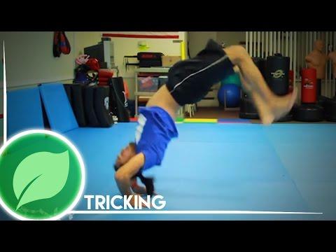 How to Kip Up / Kick Up | Tutorial