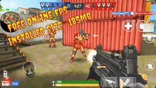 MaskGun - Multiplayer FPS - Free Online Shooter - Gameplay | Best Android Games