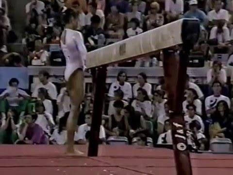 1992 WAG Team Optionals NBC feed