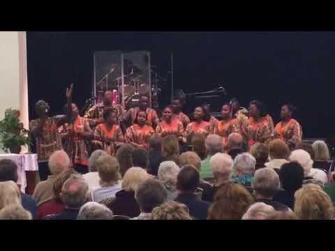 Africa University Choir 6