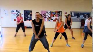 Zumba - Work Bitch - Britney Spears