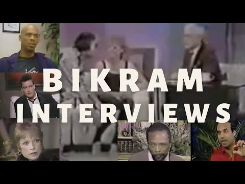Bikram Interview