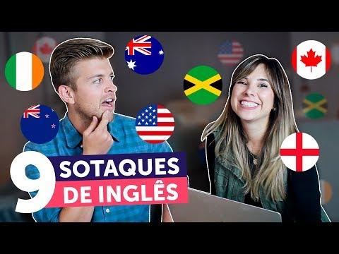 9 SOTAQUES DE INGLÊS: AMERICANO ADIVINHA   Ft. Small Advantages