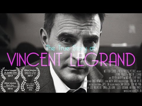 The True Story of Vincent Legrand - Festival Short Film about MAGIC | Etienne Pradier | Mockumentary