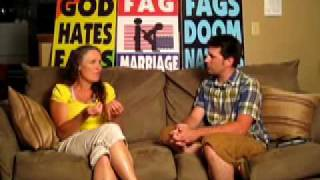 Interview with Shirley Phelps-Roper, Leader - Westboro Baptist Church- Topeka, Kansas