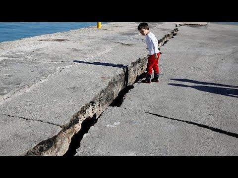 El terremoto de Grecia deja daños, pero no víctimas