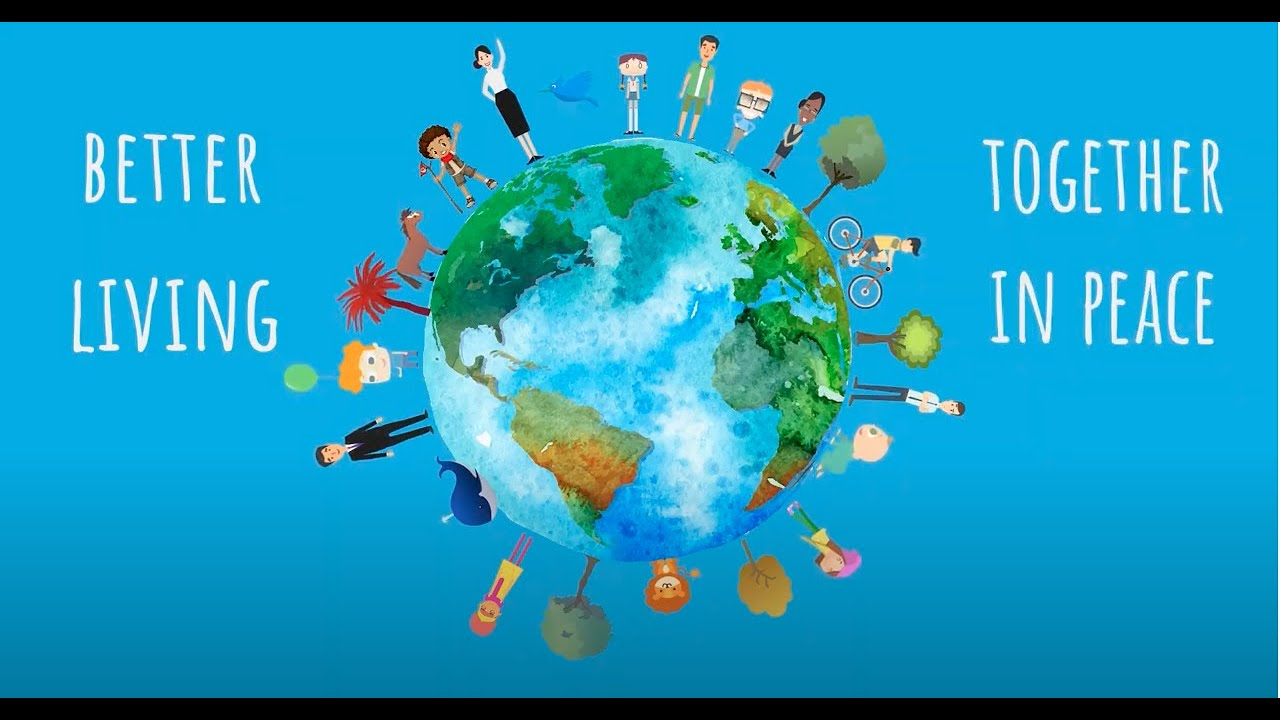 International Day of Living Together in Peace - YouTube