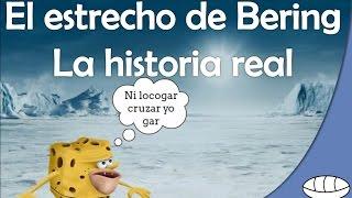 El estrecho de Bering - La historia real