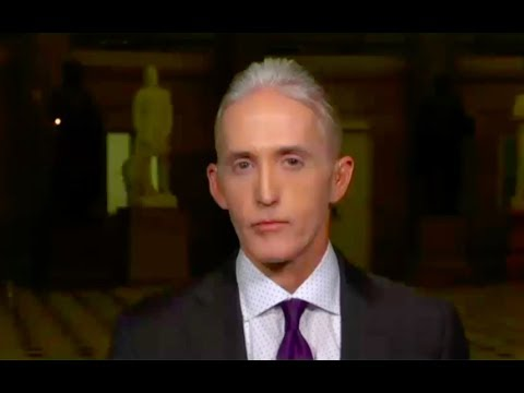 Trey Gowdy Launches NEW INVESTIGATION Into James Comey And Hillary Clinton!