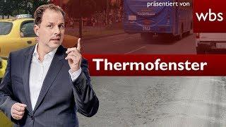 Thermofenster illegal - Volkswagen muss Diesel trotz Softwareupdate zurücknehmen | Mit RA Kiraga