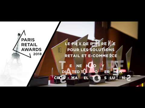 Official teaser - 2018 Paris Retail Awards