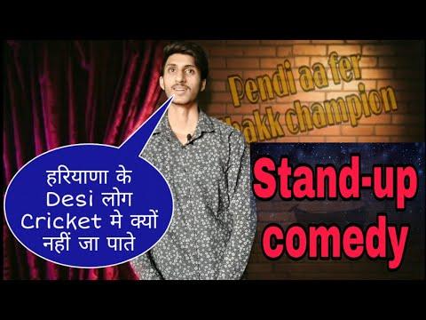 Stand-up Comedy!!Lovish Arnaicha!!