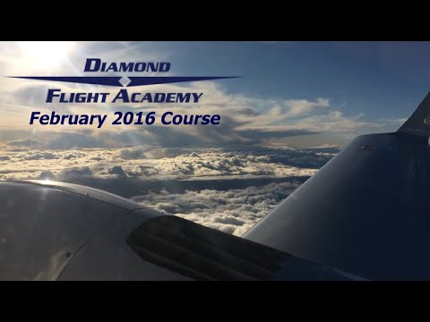 Diamond Flight Academy February 2016 Course