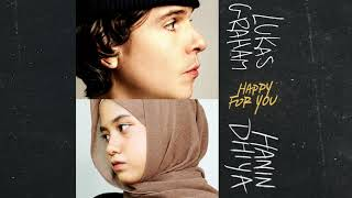Lukas Graham - Happy For You (feat. Hanin Dhiya) [Official Audio]