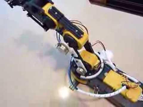 OWI robotic arm position sensor