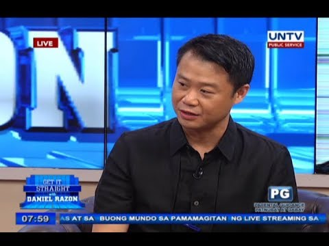 Senator Sherwin Gatchalian on Get it Straight