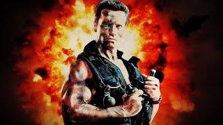 Commando(1985) Movie Review/Retrospective