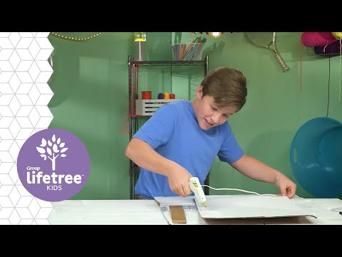 Armor of God: Shield and Sword   Creation Station   Lifetree Kids