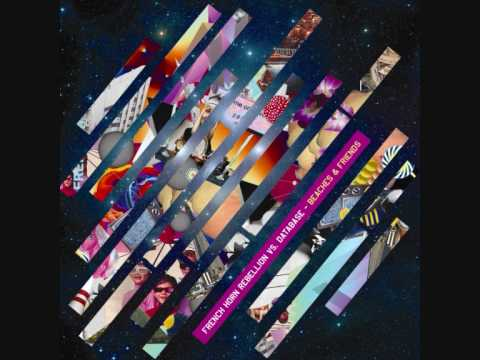 French Horn Rebellion vs Database - Beaches and Friends (The Twelves radio edit)