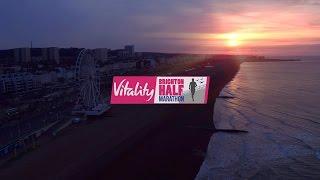 Vitality Brighton Half Marathon 2016 | Official Race Video