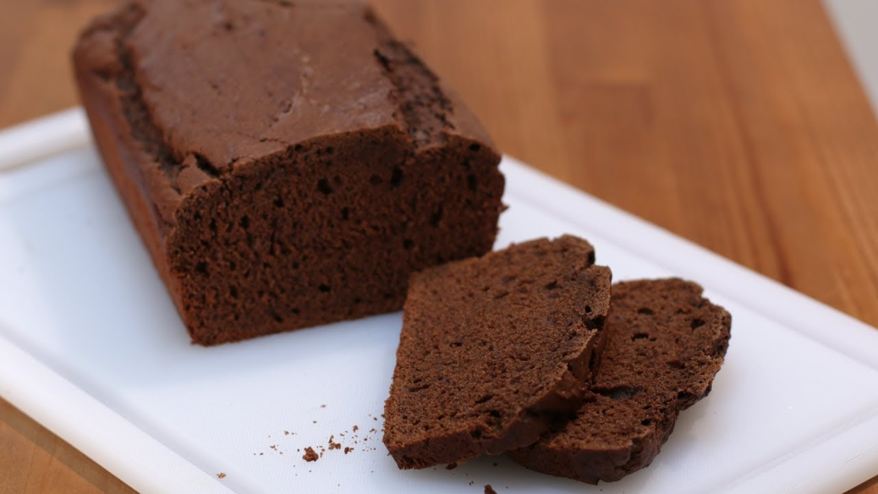 How to Make Chocolate Bread | Easy Homemade Chocolate ...