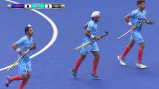 USA v India Day 3 Sultan of Johor Cup Hockey 2017