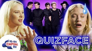Zara Larsson Can't Name The Fifth Member Of One Direction   Quizface   Capital