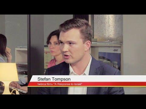 MAGAZYN Proszę To Wyjaśnić Jakie zdanie ma Izrael?; Stefan Tompson