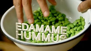 "Breville Presents Edamame Hummus - ""mind Of A Chef Techniques With Edward Lee"""