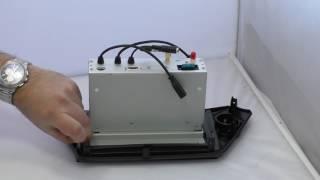 Обзор базовой магнитолы 9 дюймов на андроиде и переходной рамки LeTrun
