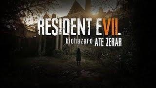 RESIDENT EVIL 7 - ATÉ ZERAR/SPEEDRUN AO VIVO