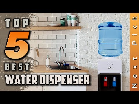 Top 5 Best Water Dispensers Review In 2020