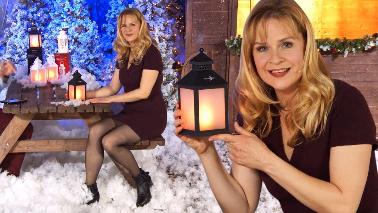 Pearl Weihnachtsbeleuchtung.Fire Less Christmas Lights With Sandra Wagner November 2018 4k Uhd