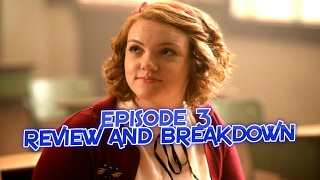 riverdale episode 3 body double review and breakdown riverdale 1x03