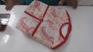 Gambar cover HOW TO MAKE MINI SHOPPING BAG AT HOME TUTORIAL