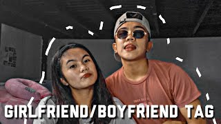 GIRLFRIEND/BOYFRIEND TAG  | Rai Bell