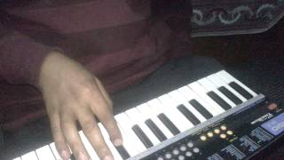 HOW TO PLAY SARGAM(sa,re,ga,ma,pa,dha,ni,sa) on piano(keyboard) lesson