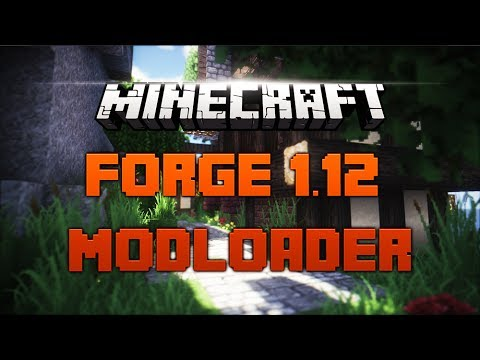 forge for minecraft 1 12 2