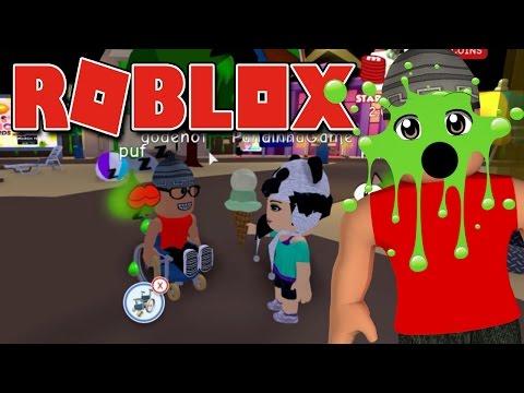 Roblox - Em Busca Dos Slimes Perdidos ( MeepCity )