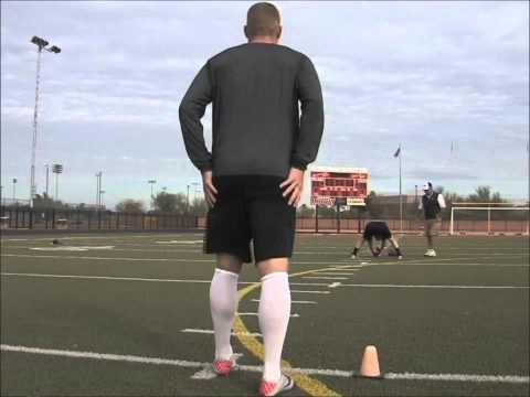 Beau Brinkley Long Snapper working with Coach Zauner