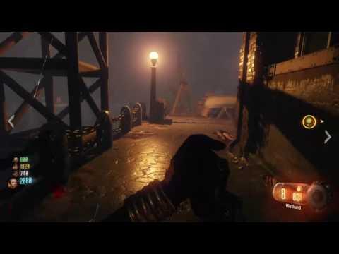 Shadows Of Evil con Tadeo Black Ops 3 a por el Easter Egg