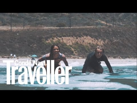Are these Malibu's Hottest Surfers? | Condé Nast Traveller