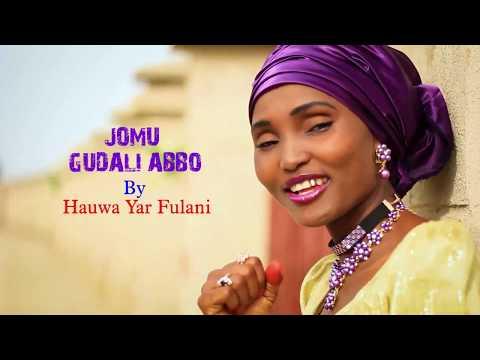 HAUWA FULLOU new Music Video - Jomu Gudali Abbo [Hauwa Fullou Yar Fulanin Gombe]