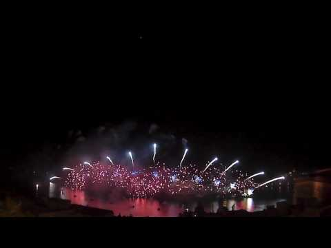 2017 04 30 Malta International Firework Festival