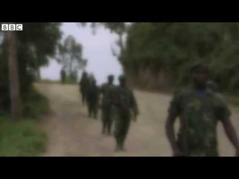 DR Congo soldiers ordered to rape women