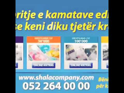 Shala Group & Company kredit