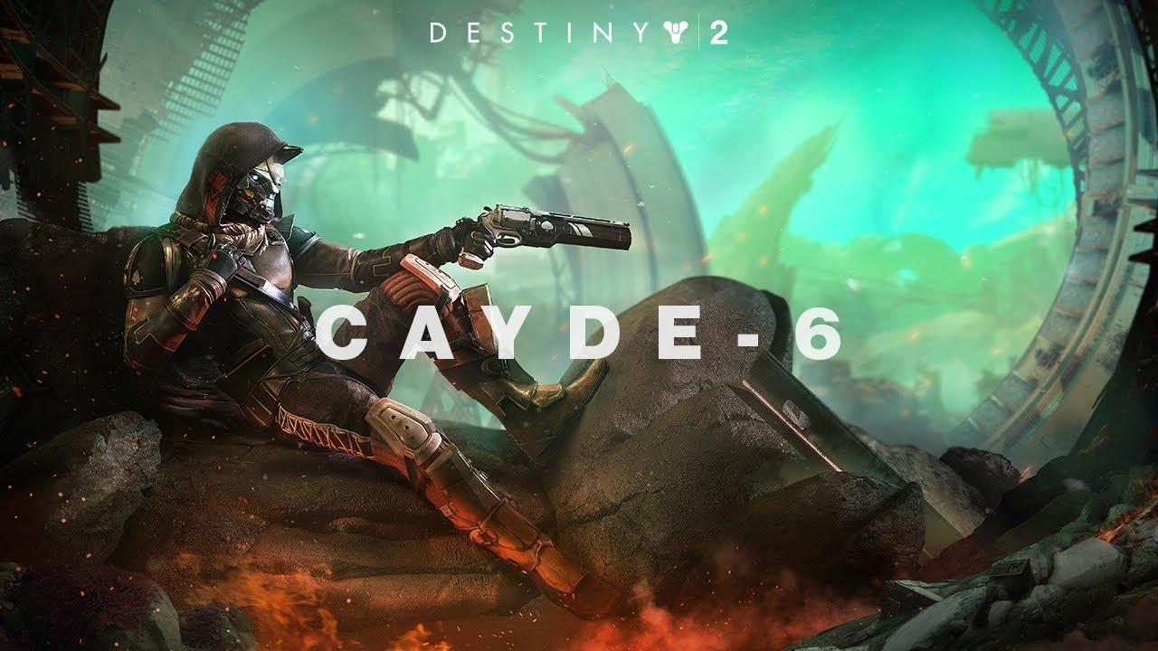 Destiny 2: conoce a Cayde-6